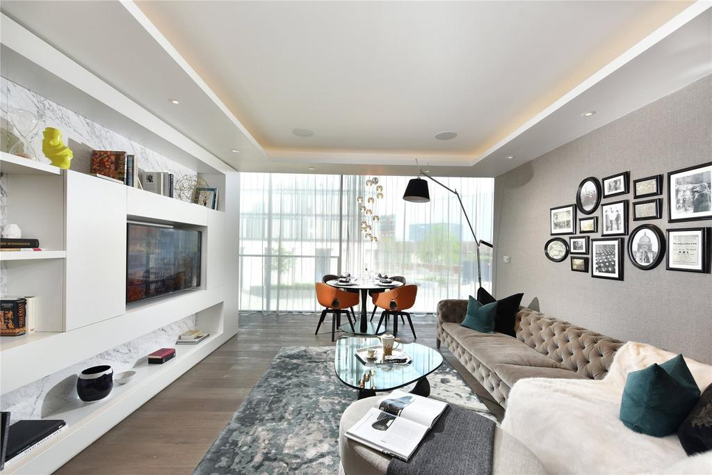3 Bedrooms Apartment Flat for sale in 250 City Road, London, EC1V