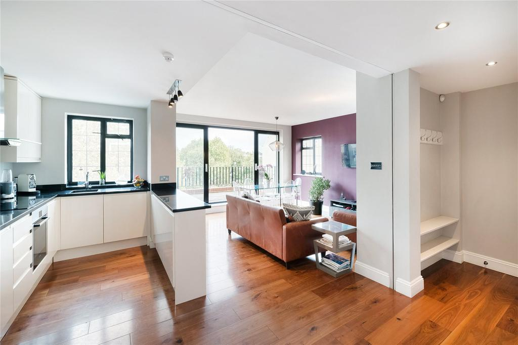 3 Bedrooms Flat for sale in Clarendon Road, Notting Hill, London, W11