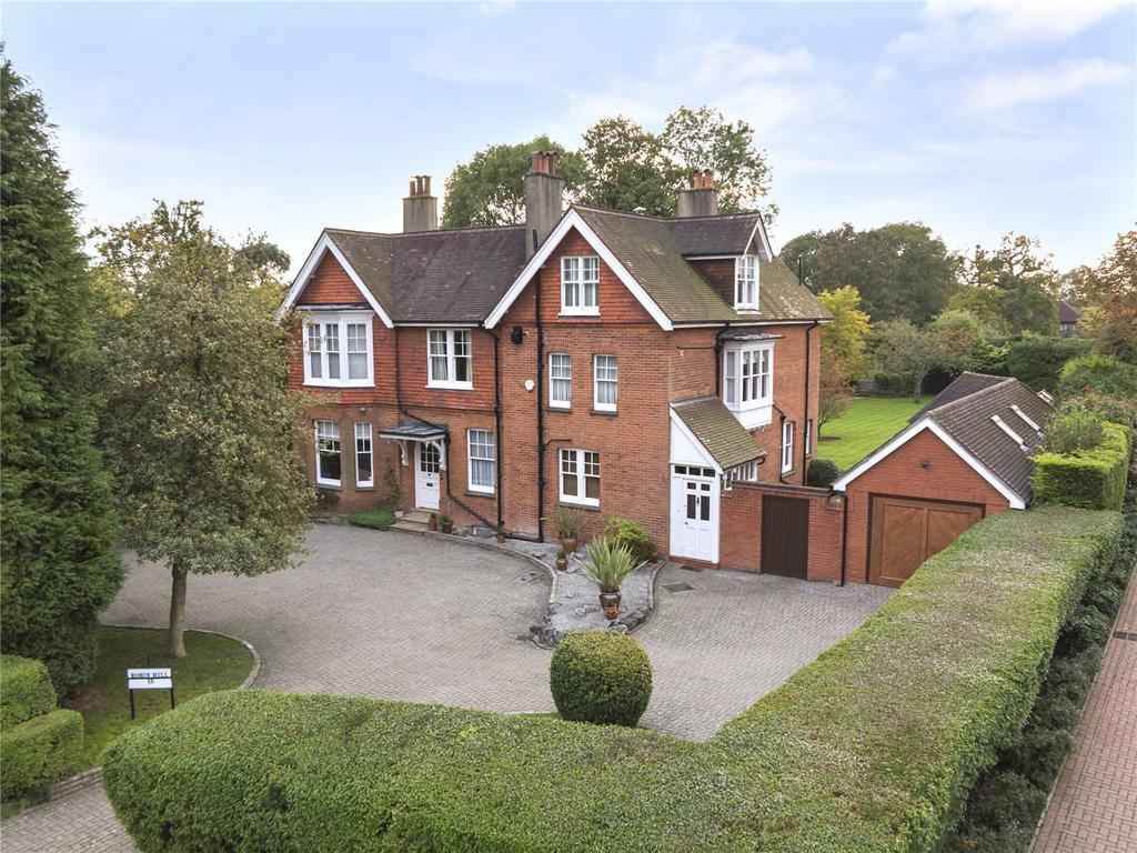 8 Bedrooms Detached House for sale in Beech Road, Reigate, Surrey, RH2