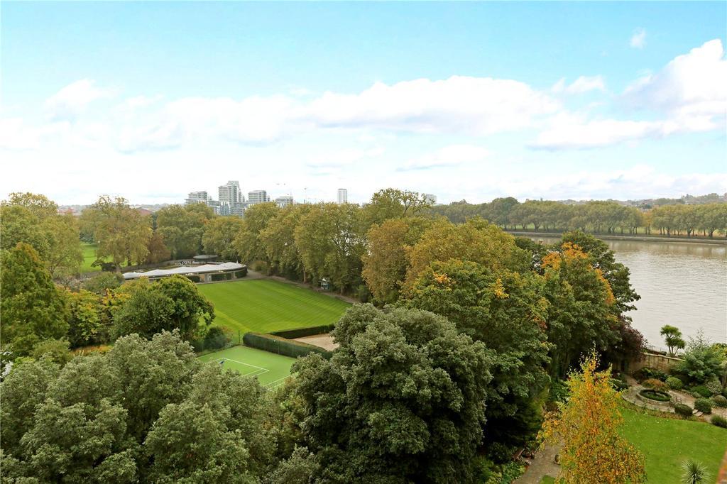3 Bedrooms Flat for sale in Rivermead Court, Ranelagh Gardens, Hurlingham, Fulham, SW6