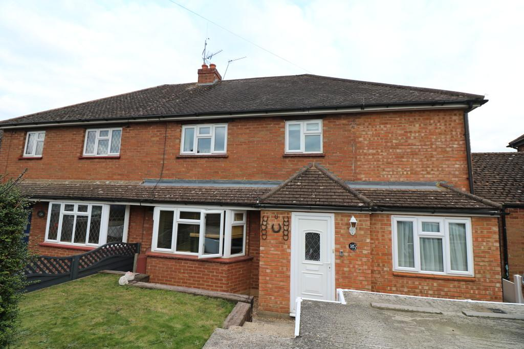 4 Bedrooms Semi Detached House for sale in 16 Stanelow Crescent