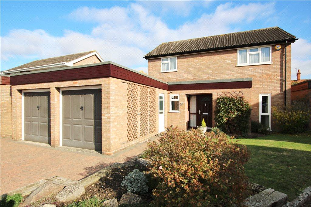 4 Bedrooms Detached House for sale in Clevedon Drive, Earley, Reading, Berkshire, RG6