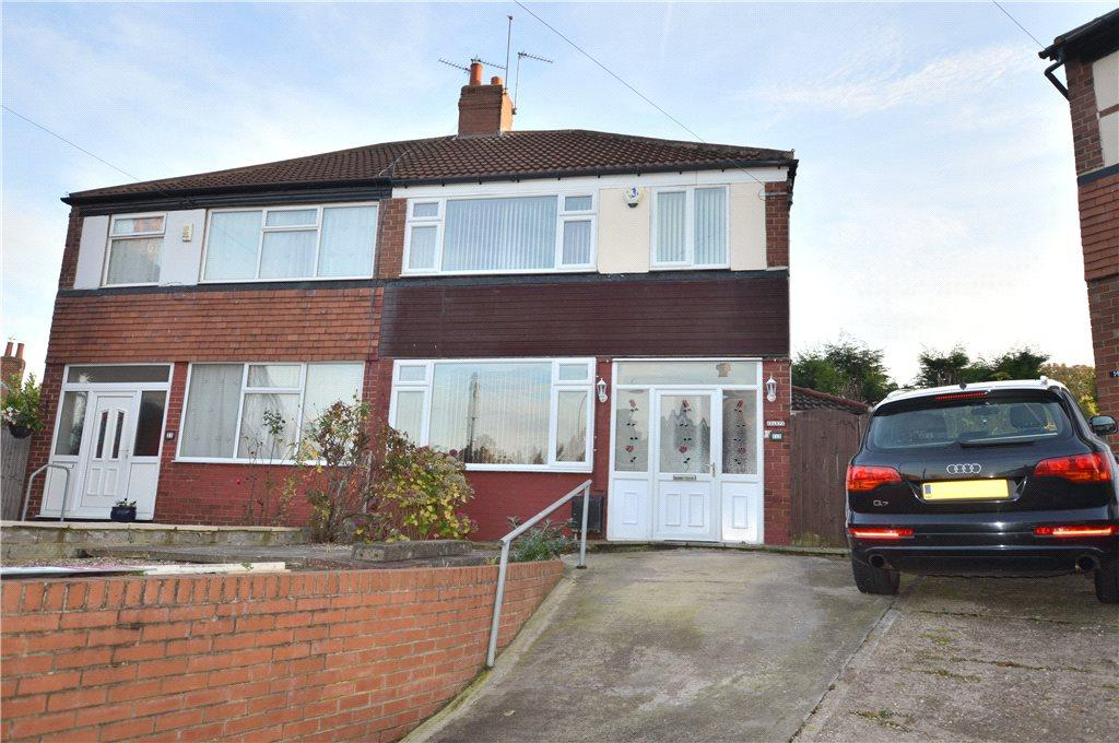 3 Bedrooms Semi Detached House for sale in Grange Park Rise, Leeds