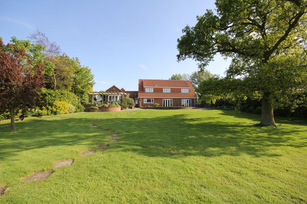 7 Bedrooms Detached House for sale in Ponton Road, Boothby Pagnell, Grantham