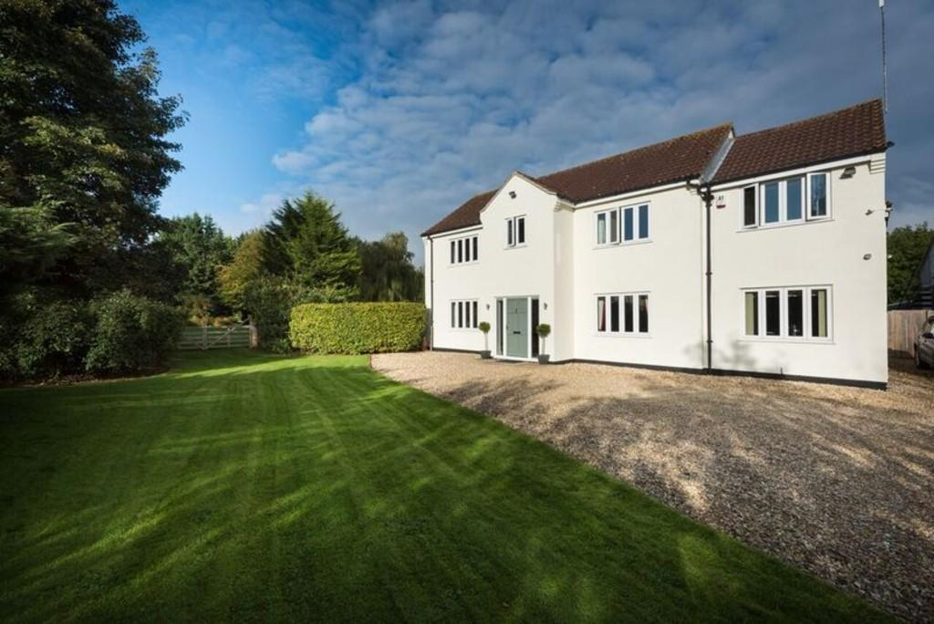 5 Bedrooms Detached House for sale in Heath Lane, Hungerton