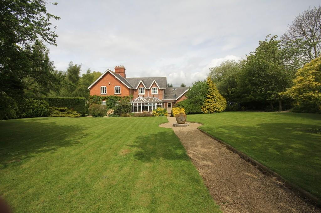 4 Bedrooms Detached House for sale in The Holt, Hanby