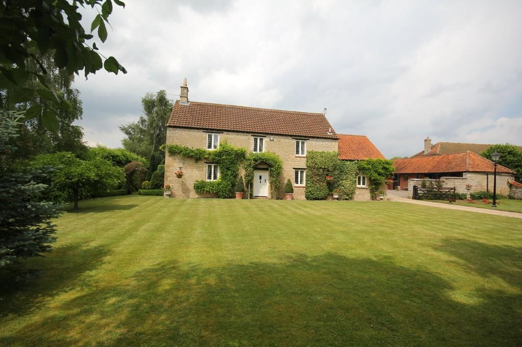 4 Bedrooms Detached House for sale in Bulby, Bourne