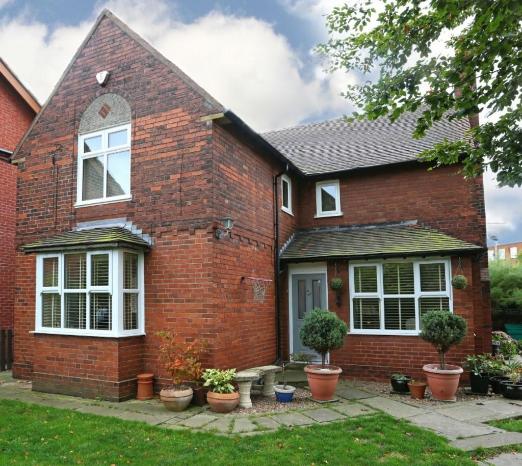 4 Bedrooms Detached House for sale in Belgravia Road, St Johns