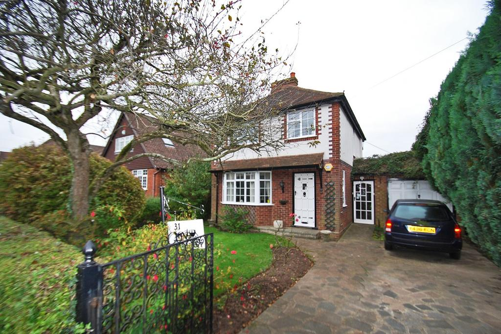 3 Bedrooms Detached House for sale in Rushmoor Avenue, Hazlemere, HP15