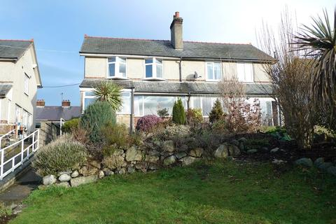 3 bedroom semi-detached house to rent - Maes Hyfryd, Glan Conwy
