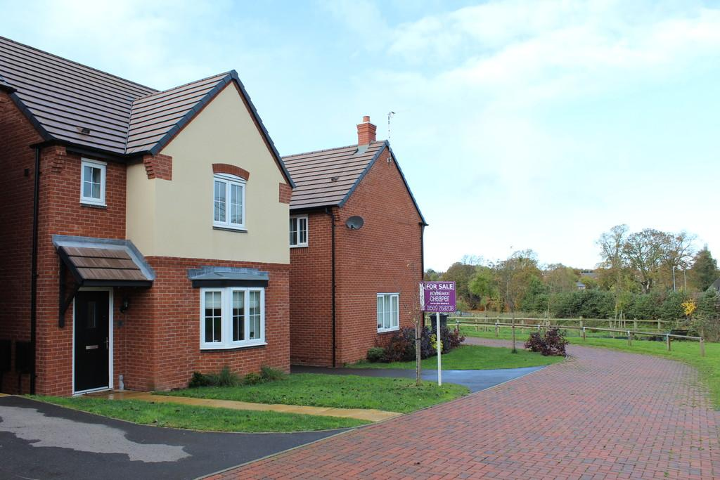 3 Bedrooms Detached House for sale in Bates Hollow, Rothley