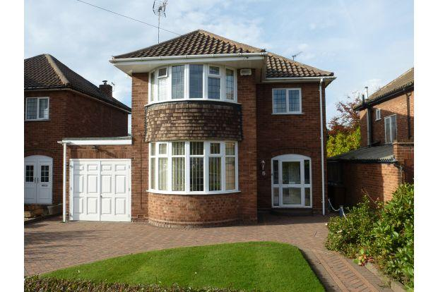 3 Bedrooms House for sale in SOMERSET ROAD, WALSALL