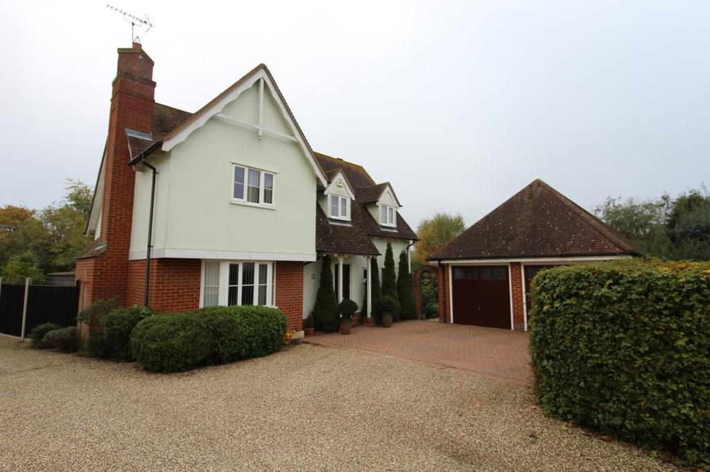 4 Bedrooms Detached House for sale in Meadowview, Tiptree, Colchester, Essex, CO5