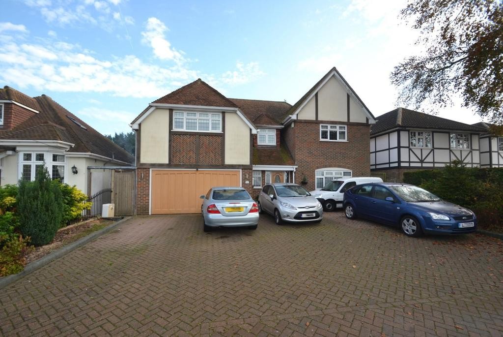 5 Bedrooms Detached House for sale in Laindon Road, Billericay, Essex, CM12