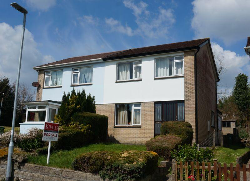 3 Bedrooms Semi Detached House for sale in The Green, Holsworthy