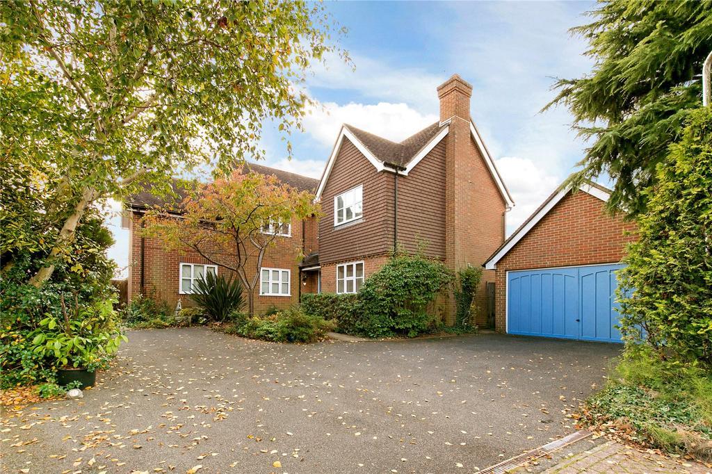 5 Bedrooms Detached House for sale in The Ferns, Platt, Sevenoaks, Kent, TN15