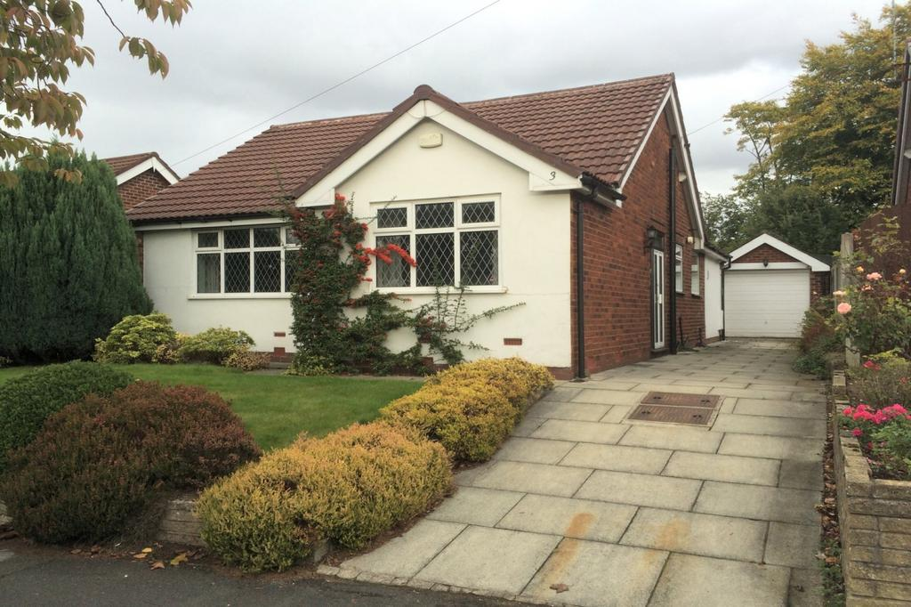 3 Bedrooms Detached Bungalow for sale in Briony Avenue, Hale