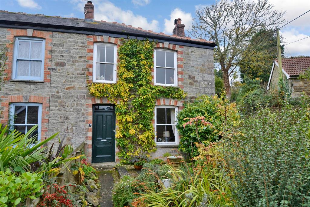 3 Bedrooms End Of Terrace House for sale in Rose Hill, Mylor, Falmouth
