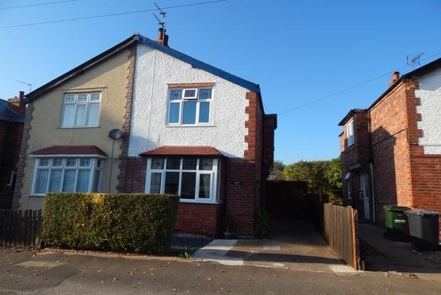 3 Bedrooms Semi Detached House for sale in Sandford Road, Mapperley, Nottingham, NG3