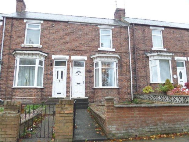 2 Bedrooms Terraced House for sale in GREENFIELDS ROAD, BISHOP AUCKLAND, BISHOP AUCKLAND