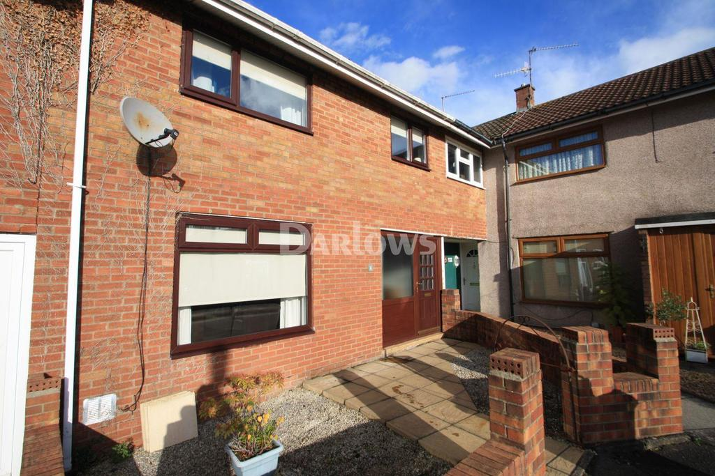 3 Bedrooms Terraced House for sale in Cilgerran Court, Llanyravon. Cwmbran