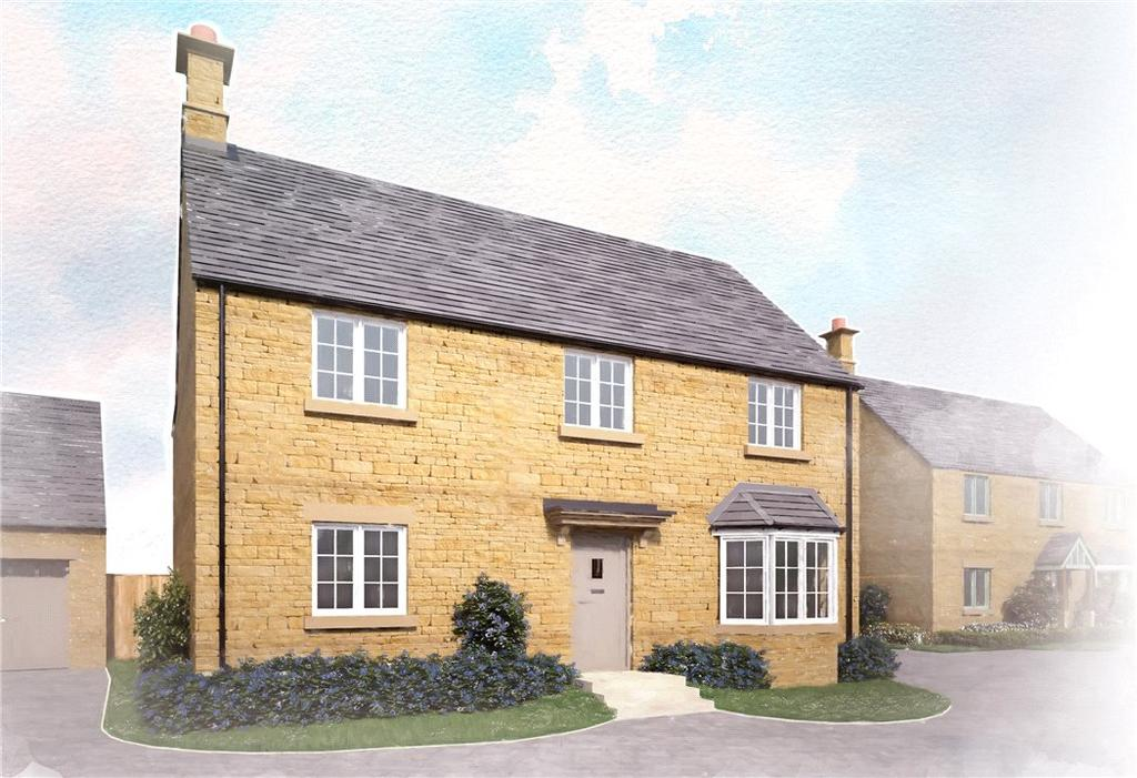4 Bedrooms Detached House for sale in Plot 22 The Mill, Station Road, Chipping Campden, GL55