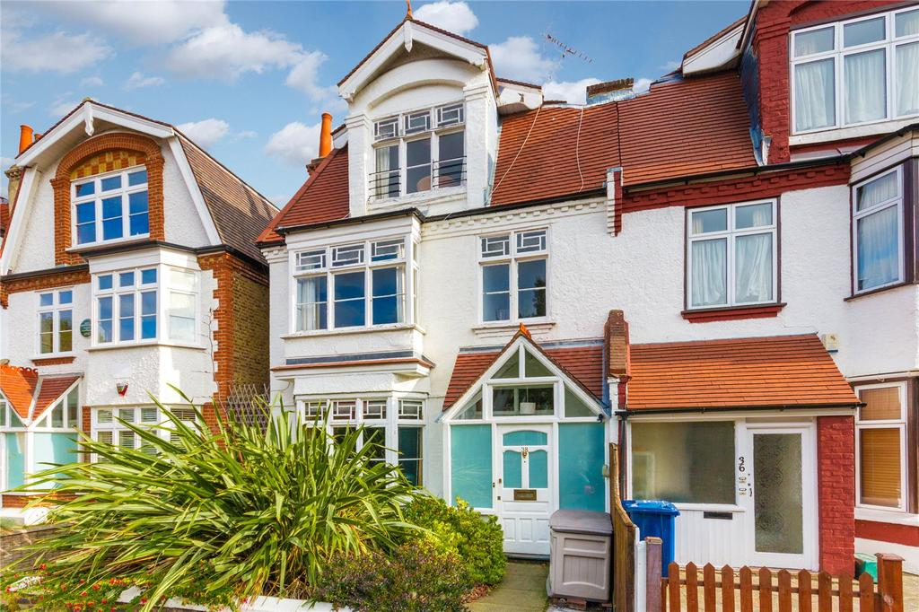 5 Bedrooms House for sale in Rusthall Avenue, Chiswick, London