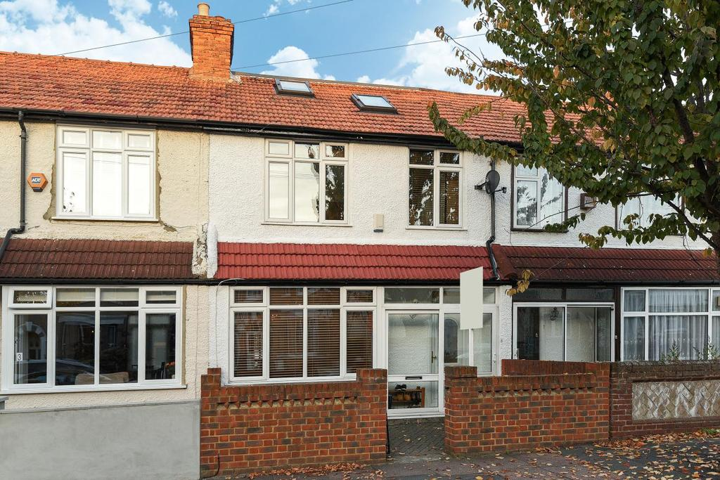 4 Bedrooms Terraced House for sale in Suffield Road, Anerley, SE20