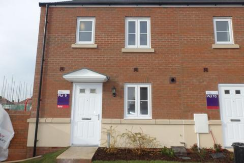 3 bedroom end of terrace house to rent - Parc Y scarlets
