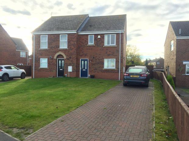 3 Bedrooms Semi Detached House for sale in HENRY AVENUE, BOWBURN, DURHAM CITY : VILLAGES EAST OF