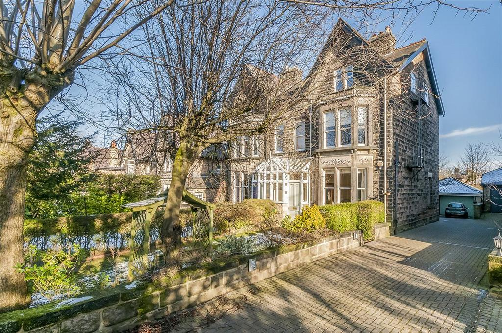6 Bedrooms Semi Detached House for sale in 19 Queens Road, Harrogate, North Yorkshire, HG2