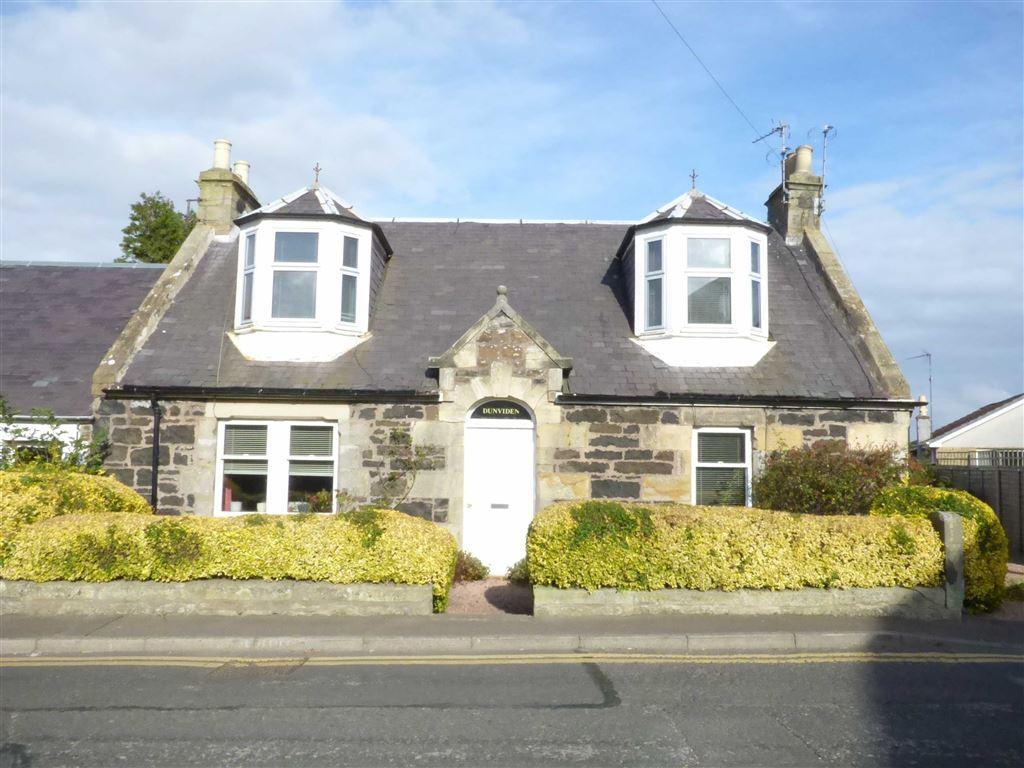 3 Bedrooms Semi Detached House for sale in Bridgend, Ceres, Fife