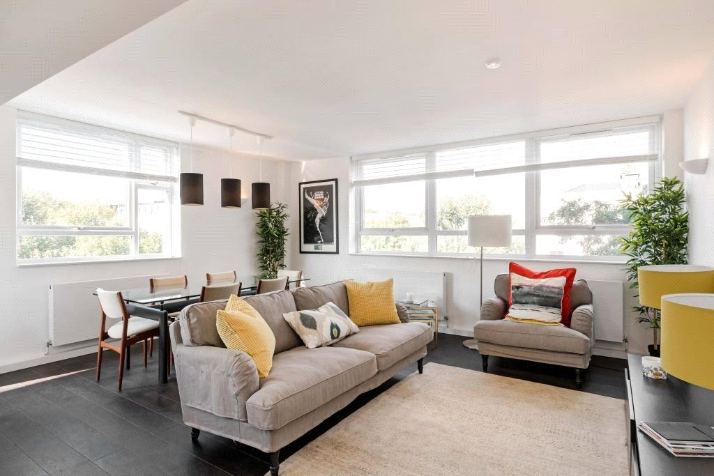 2 Bedrooms Flat for sale in Melbourne Court, Randolph Avenue, Little Venice, London, W9