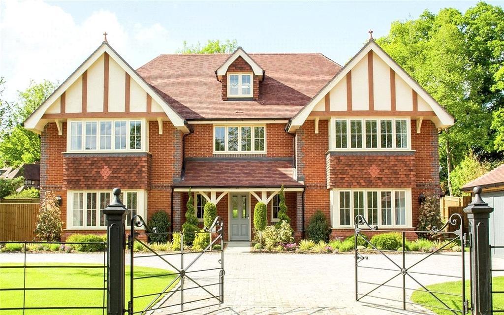 56a1d4ac6 Hamilton Place, Kit Lane, Stoke Row, Checkendon, RG8 Residential ...