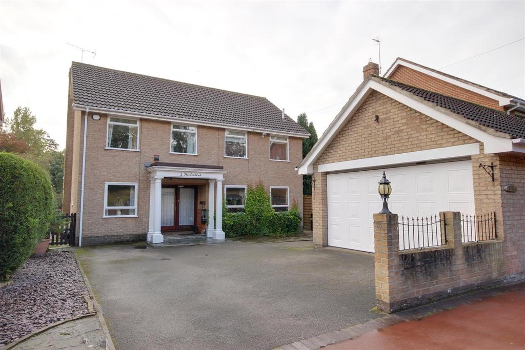 4 Bedrooms Detached House for sale in The Paddock, South Cave, Brough