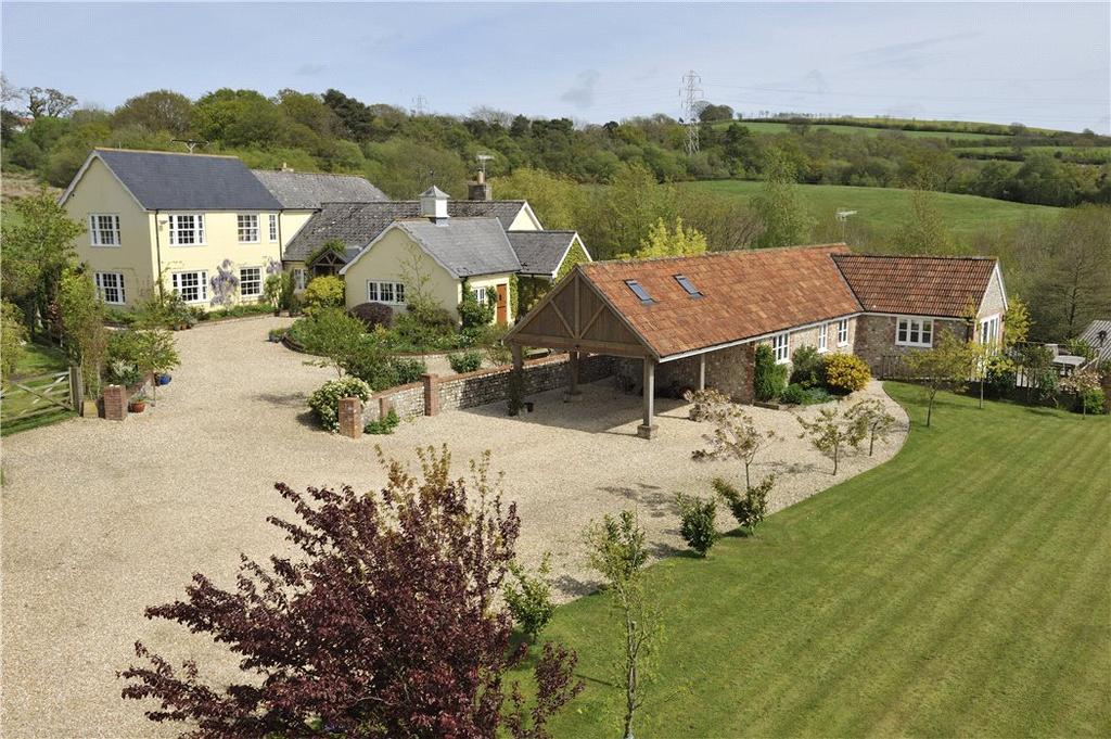 4 Bedrooms Detached House for sale in Blackdown, Beaminster, Dorset, DT8