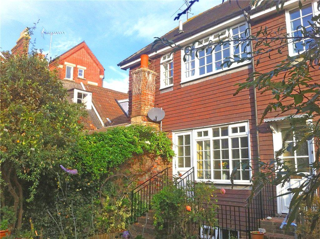 3 Bedrooms End Of Terrace House for sale in Edward Street, Lewes, East Sussex, BN7