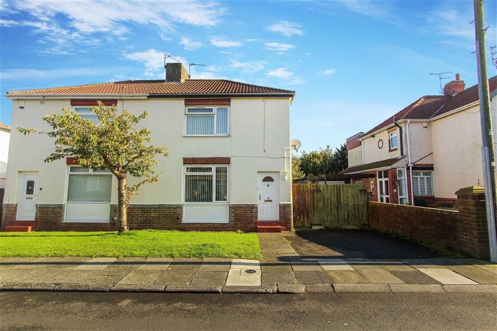 2 Bedrooms Semi Detached House for sale in Sinclair Gardens, Seaton Delaval, Tyne And Wear