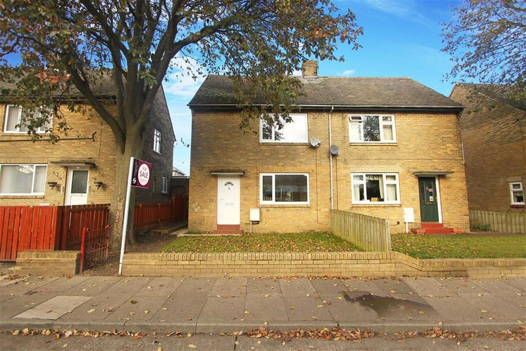 2 Bedrooms Semi Detached House for sale in The Close, Seghill