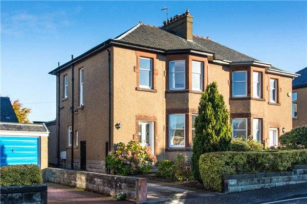 3 Bedrooms Semi Detached House for sale in 13 Little Road, Edinburgh, Midlothian, EH16
