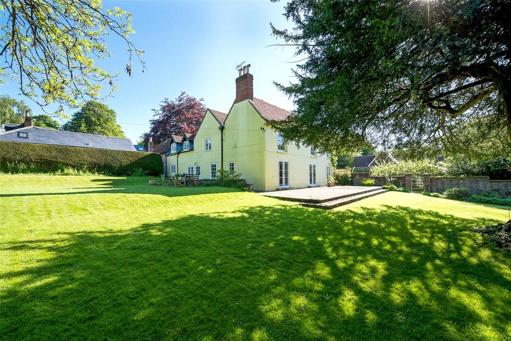 6 Bedrooms Detached House for sale in West Meon, Hampshire, GU32