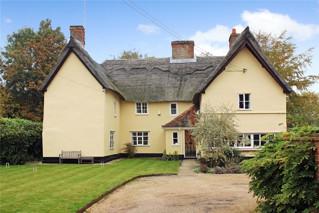 4 Bedrooms Detached House for sale in Dennington, Nr Framlingham, Suffolk, IP13