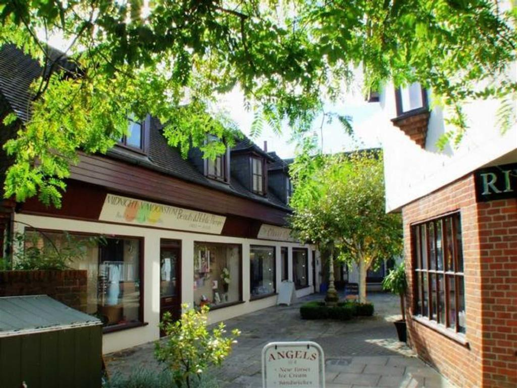 2 Bedrooms Maisonette Flat for sale in Quarter Jack Mews, Wimborne, Dorset
