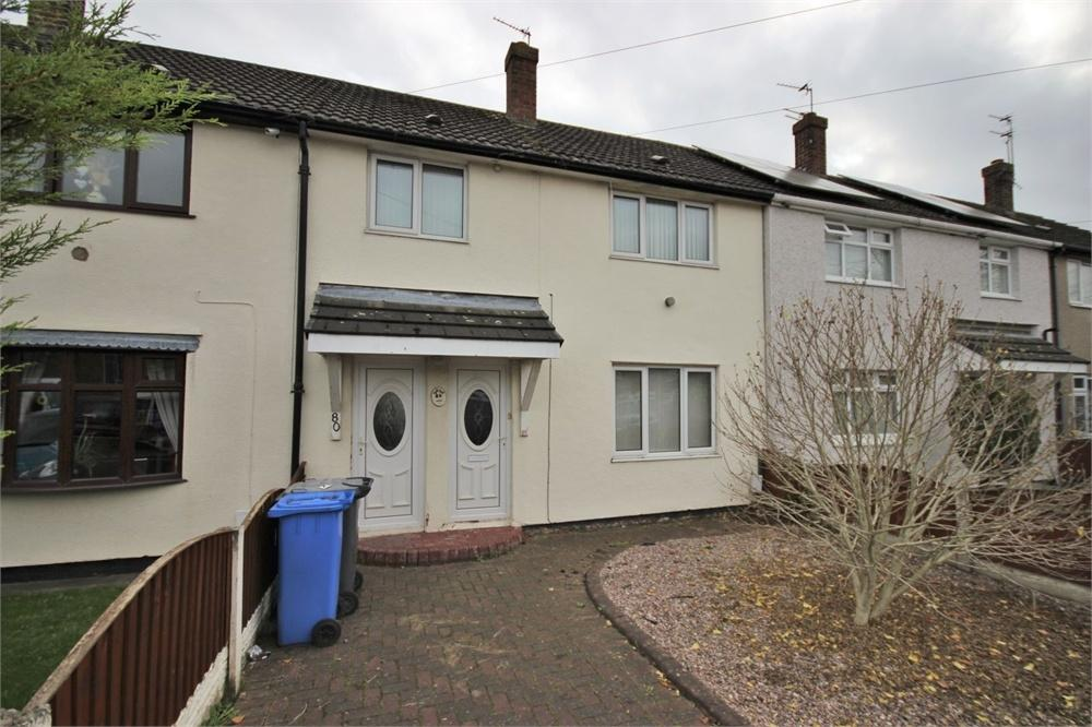3 Bedrooms Town House for sale in Abbey Road, WIDNES, Cheshire