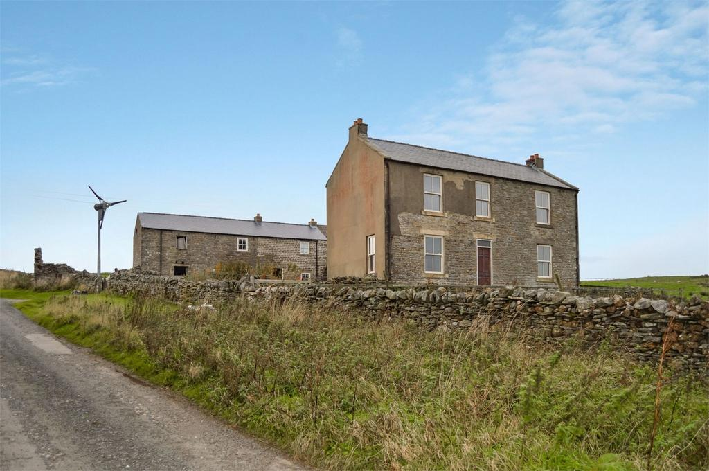 6 Bedrooms Detached House for sale in Botany Farmhouse, Baldersdale, Barnard Castle, Durham