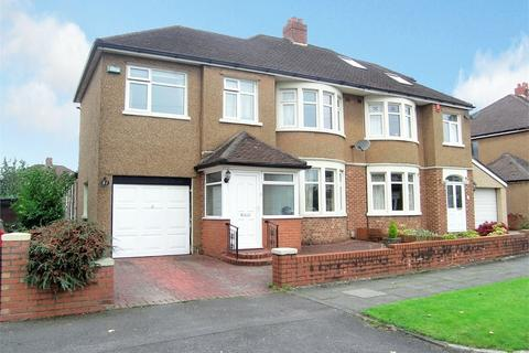 4 bedroom semi-detached house for sale - St Anthony Road, Heath, Cardiff