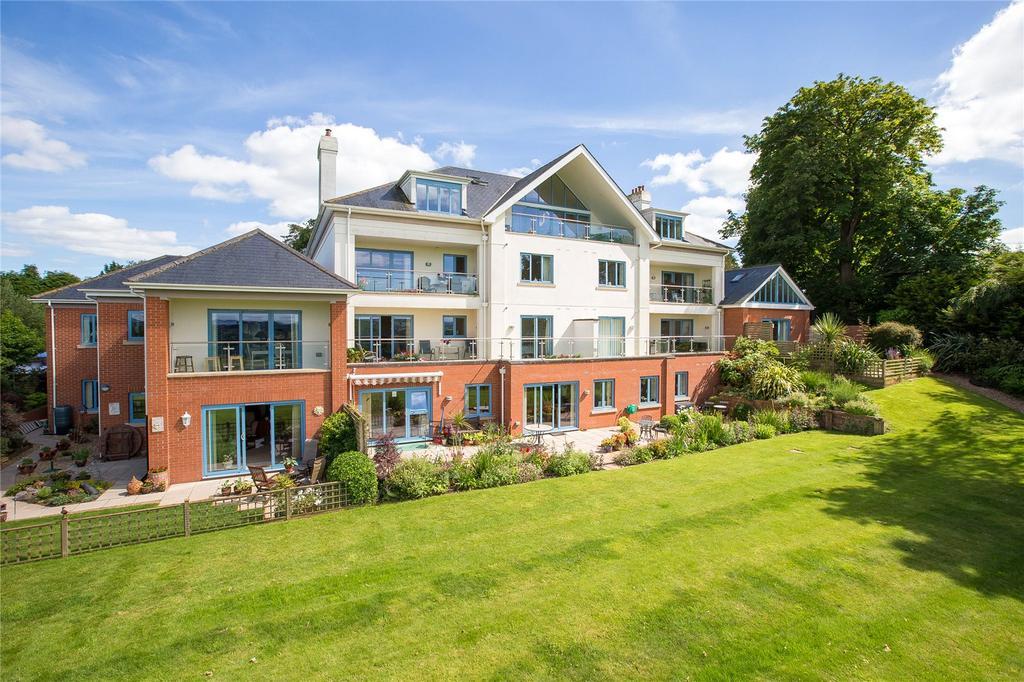 3 Bedrooms Apartment Flat for sale in Redhills, Jubilee Road, Totnes, TQ9