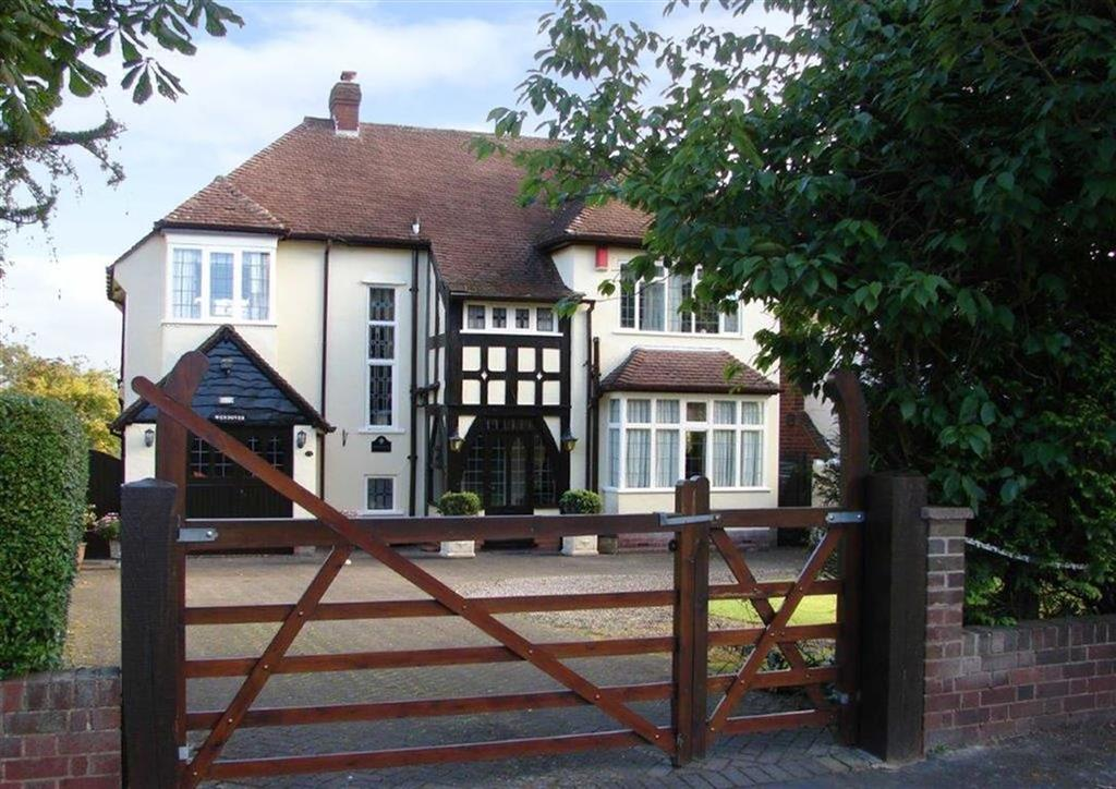 3 Bedrooms Detached House for sale in Wendover, 112, Springhill Lane, Lower Penn, Wolverhampton, South Staffordshire, WV4