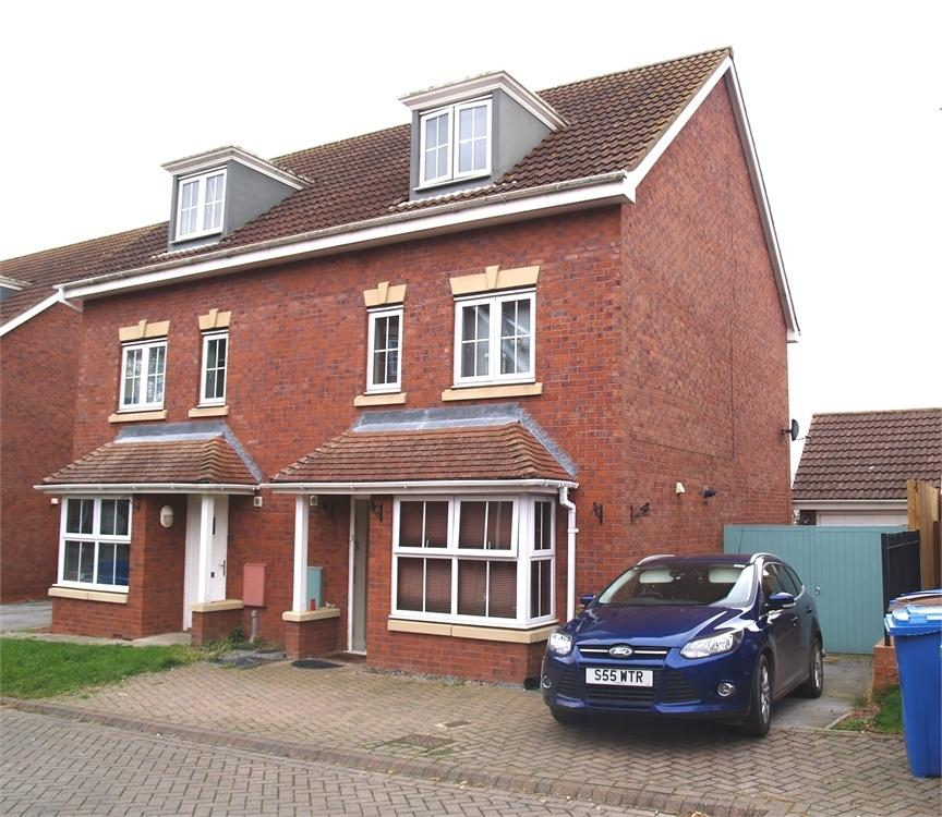 4 Bedrooms Detached House for sale in 21 Cooks Gardens, Keyingham, East Riding of Yorkshire