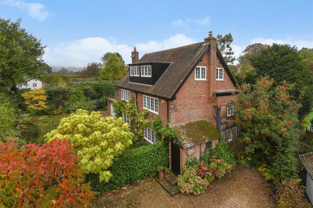 5 Bedrooms Detached House for sale in Upper Farringdon, Alton, Hampshire